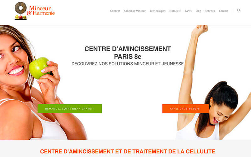 french website design by cng digital marketing san diego