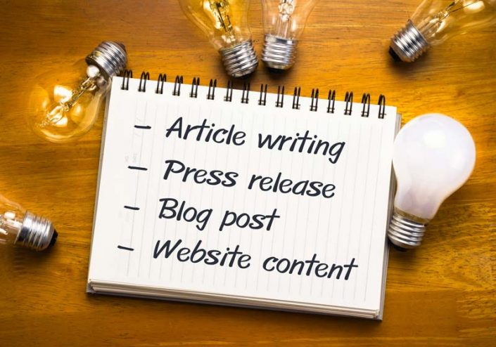 Content writing services - CNG Digital Marketing