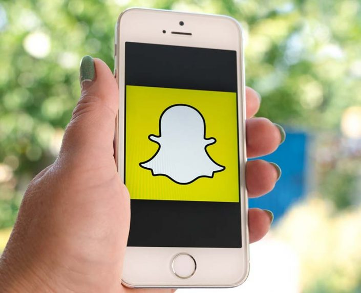 snapchat content management - CNG Digital Marketing
