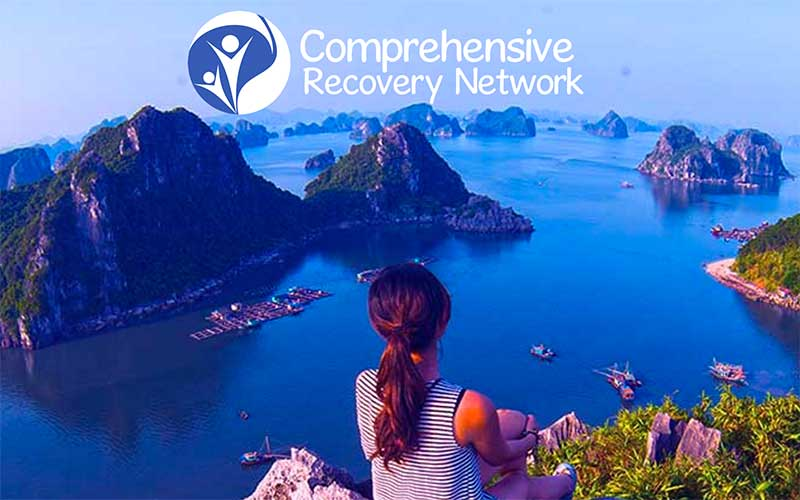comprehensive recovery website design