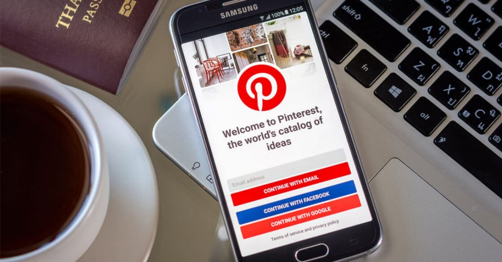 pinterest to drive sales